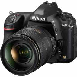 Nikon D780+ 24-120mm f/4G ED | 24MP Full Frame DSLR