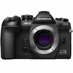 Olympus OM-D E-M1 MK3 Body | Pro Mirrorless Camera
