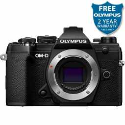 Olympus OM-D E-M5 MK3 Mirrorless Camera Body | Black