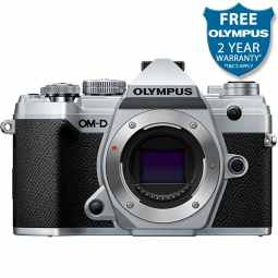 Olympus OM-D E-M5 MK3 Mirrorless Camera Body | Silver