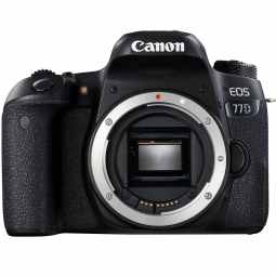 Canon EOS 77D DSLR Camera - Body