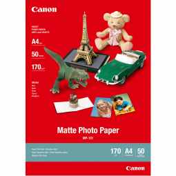 Canon MP-101 Matte Photo Paper A4 - 50 Sheets