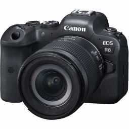 Canon EOS R6 Full Frame Mirrorless Camera + RF 24-105mm IS STM