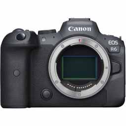 Canon EOS R6 Full Frame Mirrorless Camera - Body