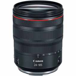 Canon RF 24-105mm f/4 L IS - Zoom Lens