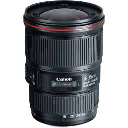 Canon EF 16-35mm f/4L IS USM Wide Angle Lens