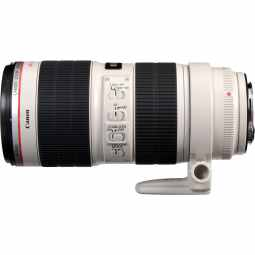 Canon EF 70-200mm f/2.8L IS II USM Telephoto Lens