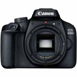 Canon EOS 4000D DSLR Camera - Body