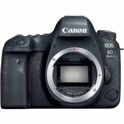 Canon EOS 6D Mark II Full Frame DSLR - Body