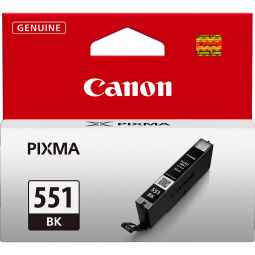 Canon CLI-551BK Black Ink Cartridge