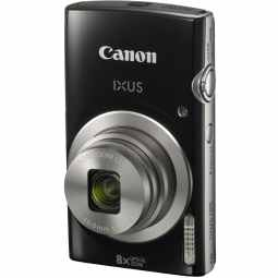 Canon IXUS 185 Point & Shoot Camera - Black