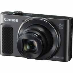 Canon PowerShot SX620 HS 25x Zoom Digital Camera (Black)