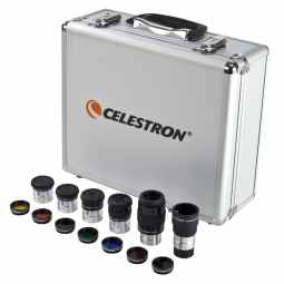 Celestron 14 Piece Eyepiece & Filter Kit 1.25
