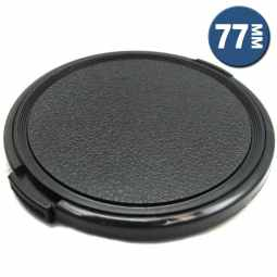Clubman Snap-on Lens Cap 77mm