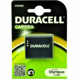 Duracell Olympus Li-50B / Pentax D-LI92 Replacement Battery