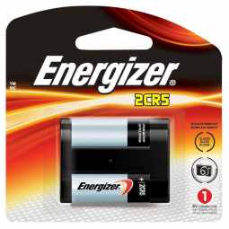Energizer 2CR5 6v Lithium Battery