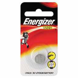 Energizer CR1220 3v Lithium Battery