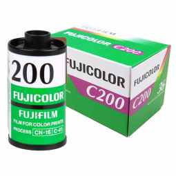 Fujifilm C200 35mm Colour Film - 36exp