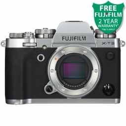 Fujifilm X-T3 Mirrorless Camera Body (Silver)