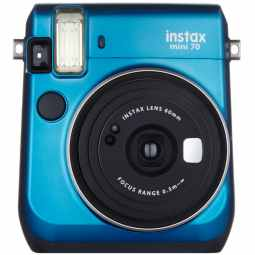 Fujifilm Instax Mini 70 + 10 Shots (Island Blue)