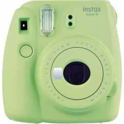 Fujifilm Instax Mini 9 + 10 Shots (Lime Green)