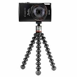Joby GorrillaPod 325 Flexible Tripod - (Black/grey)