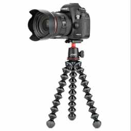 Joby GorrillaPod 3K Flexible Tripod with Ballhead 3K - (Black/grey)