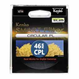 Kenko 46mm Smart Filter Circular Polarizing SLIM