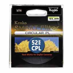 Kenko 52mm Smart Filter Circular Polarizing SLIM