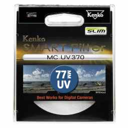 Kenko 77mm Smart Filter MC UV 370 SLIM