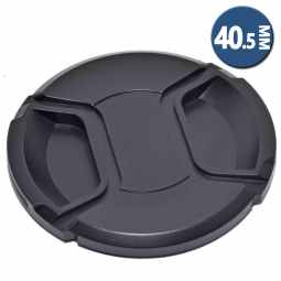 Lens Cap with Centre Grip and retaining cord | 40.5mm
