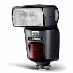Metz 64 AF-1 Digital Flashgun with Video Light (Canon)