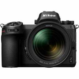 Nikon Z6 + 24-70mm F/4 S - Full Frame Mirrorless Camera