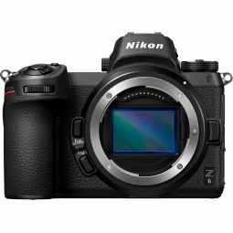Nikon Z6 Body - Full Frame Mirrorless Camera
