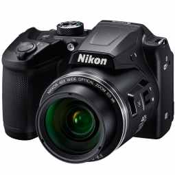Nikon COOLPIX B500 40x Zoom Bridge Camera (Black)