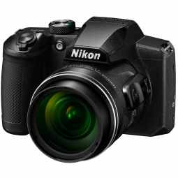 Nikon COOLPIX B600 | 60x Bridge Camera (Black)