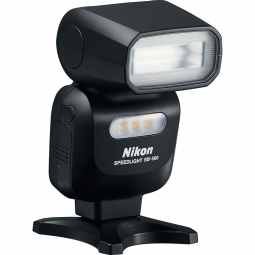 Nikon SB-500 AF Speedlight Digital Flashgun with LED videolight