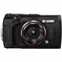 Olympus Tough TG-6 | Waterproof Camera | Black