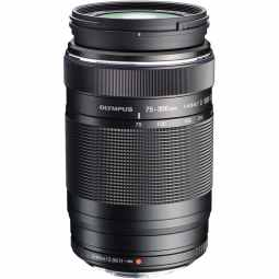 Olympus M.ZUIKO Digital ED 75-300mm f/4.8-6.7 II - Telephoto Zoom Lens