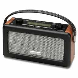 Roberts Vintage DAB / FM Portable Digital Radio (Black)