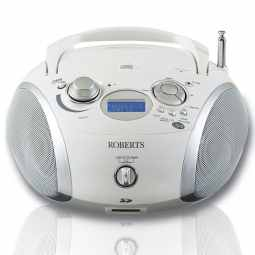 Roberts ZoomBox 3 DAB/FM/MP3 Radio with CD Player