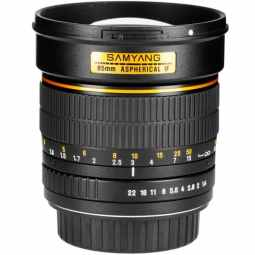 Samyang 85mm f1.4 AS IF UMC Lens - Canon EF