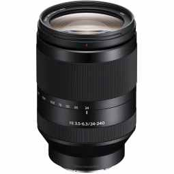 Sony FE 24-240mm F3.5-6.3 OSS E-Mount Lens