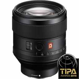 Sony FE 85mm F1.4 GM E-Mount Portrait Lens