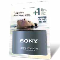 Sony +1 Year Warranty - (for RX Models, lenses & Bodies )