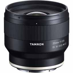 Tamron 20mm f/2.8 DI III OSD (F050) | Sony FE fit lens