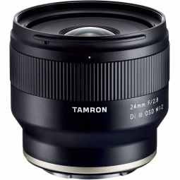 Tamron 24mm f/2.8 DI III OSD (F051) | Sony FE fit lens