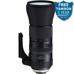 Tamron SP 150-600mm F/5-6.3 Di VC USD G2 (A022) - Canon EF