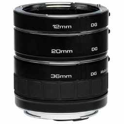 Kenro TELEPLUS DG Extention Tubes 36+20+12mm (Nikon FX / DX)