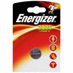 Energizer CR2025 3v Lithium Battery
